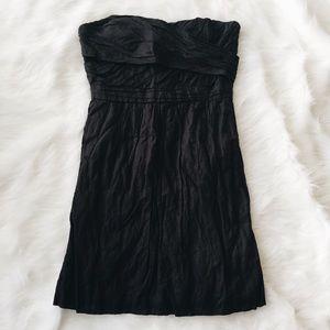 J. Crew Taryn Crinkle Dress